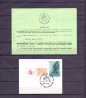 België - Boomkweker - Préservation De L'arbre - Walcourt 28/11/87   (RM10720) - Bäume