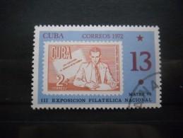CUBA N°1621 Oblitéré - Cuba