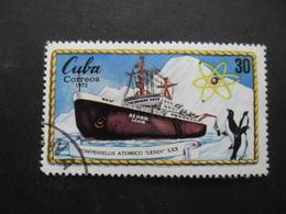 CUBA N°1629 Oblitéré - Cuba