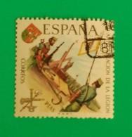 ESPAÑA 1971.  USADO - USED. - 1931-Heute: 2. Rep. - ... Juan Carlos I