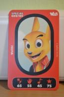 Carte Walibi The Battle Game - Wab Or Skunx ? - Carrefour - N° 89 Walibi - Trading Cards