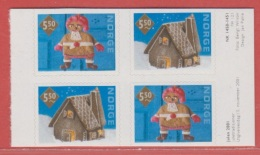 2001 ** (sans Charn., MNH, Postfrish)  Yv  1358/9Mi  1411/2NHK  1450/1 - Norvège