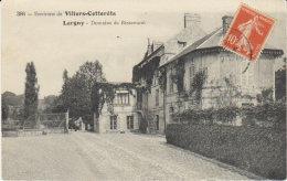 1912 Environs De Villers Cotterêts - Largny - Domaine De Bessemont - - Villers Cotterets