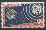 "Cameroun Aerien YT 65 (PA) "" Télécommunications "" 1965 Neuf** - Cameroun (1960-...)"