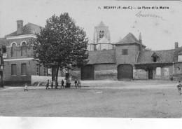 Beuvry La Place De La Mairie - Beuvry