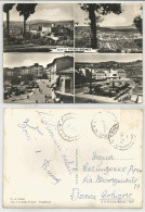 SIENA (012) - Saluti Da POGGIBONSI (vedute) - FG/Vg 1958 - Siena