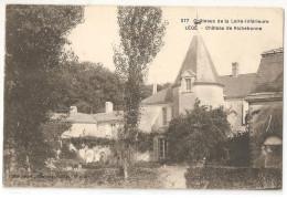 44 - LEGÉ (cpa), Château De Richebonne (Châteaux De La Loire Inférieure), éditeur CHAPEAU N° 277 - Legé