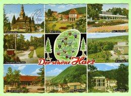 Harz - Mehrbildkarte 141 - Andere