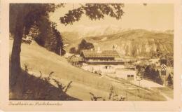 ZX Deutsches Reich+ Obersalzberg Haus Wachenfeld - Landhaus Des Reichskanzlers Adolf Hitler - Berchtesgaden