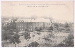 Cpa Carnières  1908 - Morlanwelz