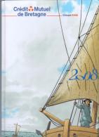 Crédit Mutuel Agenda 2008: L´épervier/De Havik (Pellerin) 215 X 300 Mm² - Livres, BD, Revues