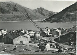 Monte Spluga Am Splügenpass - Foto-AK Großformat - Verlag Jules Geiger Photohaus Flims-Waldhaus - GR Grisons