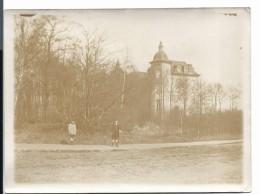 Liège Cointe Vers 1900  Photo Originale  9x12 - Lieux