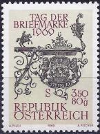 Austria 1969 - Stamp Day : Sign Of Former Post Office ( Mi 1319 - YT 1141 ) MNH** - 1945-.... 2nd Republic