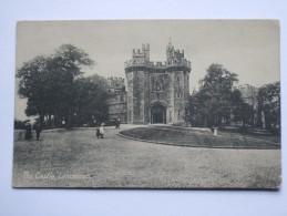 LANCASTER THE CASTLE - England