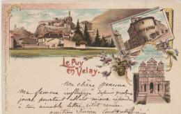 CARTE PIONNIERE ( Souvenir ) - Le Puy En Velay