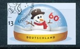 GERMANY Mi.Nr.  3113 Schneemann - ESST - Used - Gebruikt