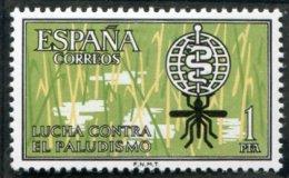 (cl.35 - P.55) Espagne * N° 1146 - Eradication Du Paludisme - Maladies