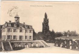 CPA Château De Beauvoir Par Boën Margine De Bremond D'Ars  42 Loire - France