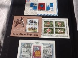 CCCP, Togo, - Stamps