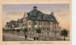 ALLEMAGNE - NEUNKIRCHEN - St Vincenz. Waisenhaus - Kreis Neunkirchen