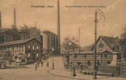 ALLEMAGNE - NEUNKIRCHEN - Stummdenkmal Mit Hochofenanlage - Kreis Neunkirchen