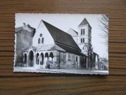 Saint Maur - Créteil ( Seine )    Val De Marne      L'Eglise - Saint Maur Des Fosses