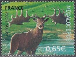 France 2008 Yvert 4177 Neuf ** Cote (2012) 1.30 Euro Megaloceros - France