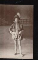 AA304 CARTE PHOTO CAHORS ...BAL D ENFANTS PREFECTURE DU LOT 1 MARS 1924 - France