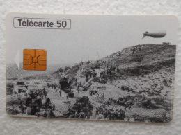 TELECARTE 50 - 50ème Anniversaire Des Débarquements Et De La Libération De La France 1944 1994 Débarquement  OMAHA BEACH - Armée