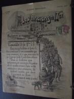 Les ANCIENS De La 17e DI (DIVISION D'INFANTERIE) - Bulletin Périodique De Janvier 1933 - Militaria - Guerre 1914-18 -WW1 - 1900 - 1949