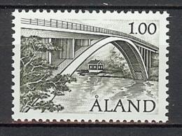 1987 Michel No. 24 MNH - Ålandinseln
