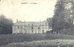 PAS DE CALAIS - 62 - COURSET Près DESVRES - 400 Hab -  Le Château Dumont De Courset - Carte Défraichie - Desvres
