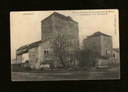 CPA 38 CREMIEU- Vieux Château Des Templiers De Malte à Beptenou - Crémieu