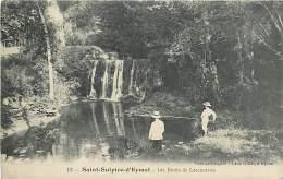 24 , SAINT SULPICE D'EYMET , Les Bords De Lescourrou ( Pecheur ) , * 310 92 - Autres Communes