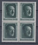 DR Minr.646 Postfrisch 4er Block Aus Block 7 - Deutschland