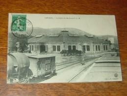 LANGEAC : Le Depot Des Machines ................ GJ-11 - Langeac