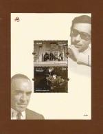 Portugal   2011 Mi.Nr Sheet 323 (3671 / 3672) , Teatro Em Portugal - Postfrisch / MNH / (**1 - Nuevos