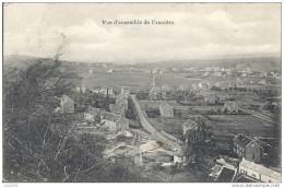 FRANIERE ..-- FLOREFFE ..-- Panorama . 1922 Vers SAINT - SERVAIS ( Melle Thérèse ANCIAUX ) . Voir Verso . - Floreffe