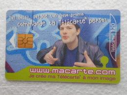 TELECARTE 120 - Toi Aussi Soigne Ton Auto Promo  Commande Ta Télécarte Perso ! - Je Crée Ma Télécarte à Mon Image - Phonecards