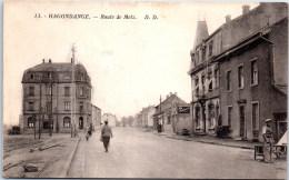 57 HAGONDANGE - Route De Metz - Hagondange