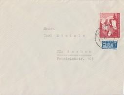 Bund Brief EF Minr.154 Düren - BRD