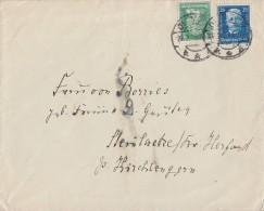 DR Brief Mif Minr.387405  27.2.28 - Deutschland