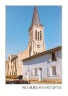 BEAULIEU EN ARGONNE EGLISE - France