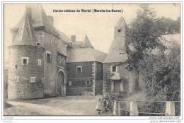 WARTET ..-- NAMUR ..-- Ancien Château . 1913 Vers FARCIENNES .  Voir Verso . - Namur