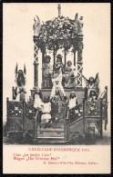 MALINES - MECHELEN - CAVALCADE D'HANSWIJCK 1913 - Wagen Het Besloten Hof - Kontich