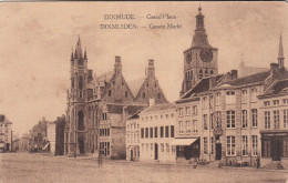 Diksmuide, Dixmude, Groote Markt (pk29252) - Diksmuide