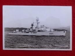 BATEAU ESCORTEUR D ESCADRE CASSARD CARTE PHOTO MARIUS BAR A TOULON - Ships