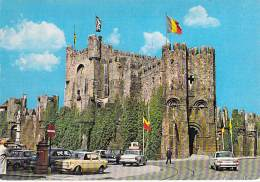BELGIQUE - GENT GAND : Petit Lot De 3 CPSM GF - Belgium Belgien België Automobile SIMCA 1000 - Gent