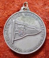 C5 / Médaille - Medaglia Ufficio Educazione Fisica Marina Militare Italiana - Marine Militaire Italienne - Italie